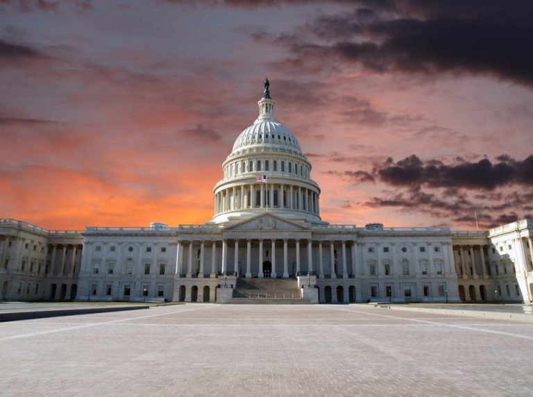Washington Congress building photo